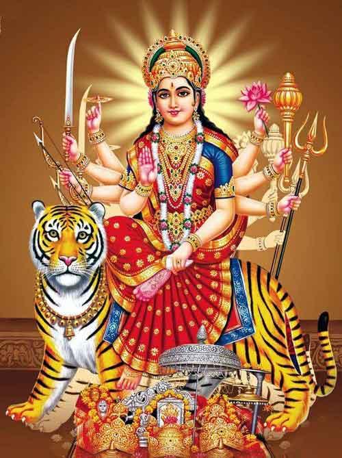 Aarti Jag Janani Main Teri Gaun Maa Durga Aarti Bhajan