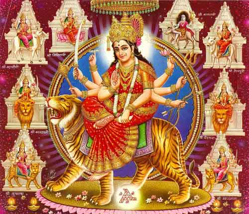 Ya Devi Sarvabhuteshu - Durga Devi Mantra - Hindi Meaning