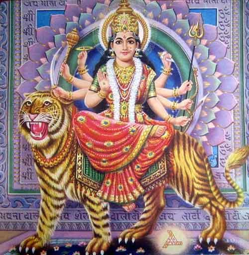 Jag Janani Jai Jai Maa Jag Janani Jai Jai