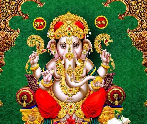 Mere ladle Ganesh pyare pyare