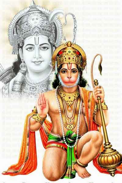 Hanuman Bhajans, Aarti and Chalisa - List