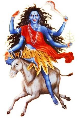 Kaalratri- Navdurga