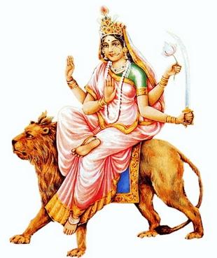 Katyayani- Navdurga