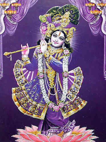 Shri Banke Bihari Teri Aarti Gaun