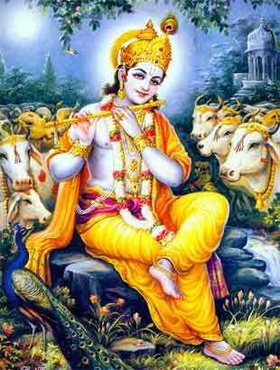 Krishna Bhajans - List
