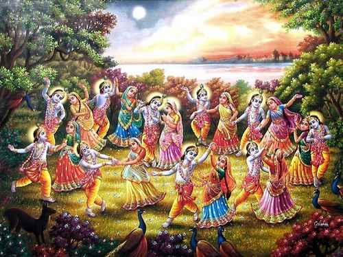 Krishna Gopiyaa Raa Leela