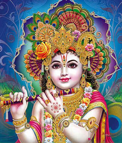Aaj Khushi Hai Bhari, Shyam Janma Ri