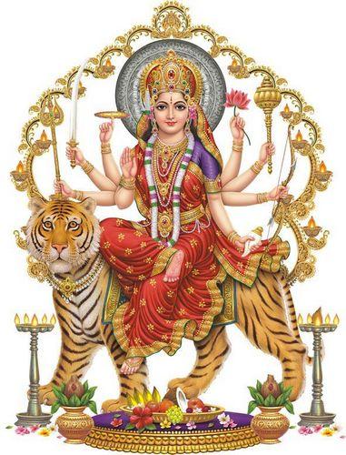 Bhor Bhai Din Chad Gaya Meri Ambe - Maa Vaishno Devi Aarti