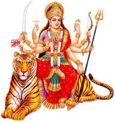 Maa Durga Shakti-rupen