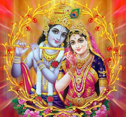 Shri Radhe Govinda
