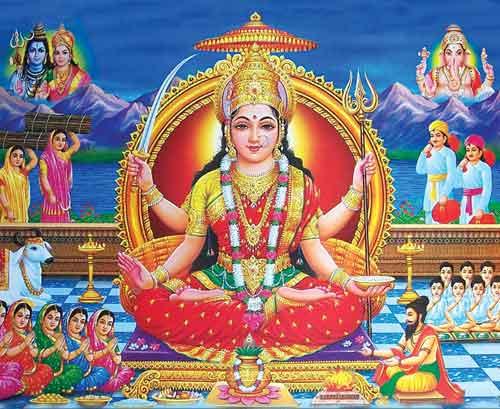 Jai Jai Santoshi Mata, - Main to Aarti Utaru re