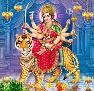 Meri Akhiyon Ke Samne Hi Rehna O Sherawali Jagdambe