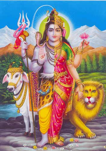Shiv Ardhang Parvati