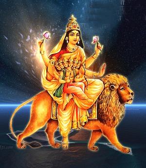 Skandmata Navdurga