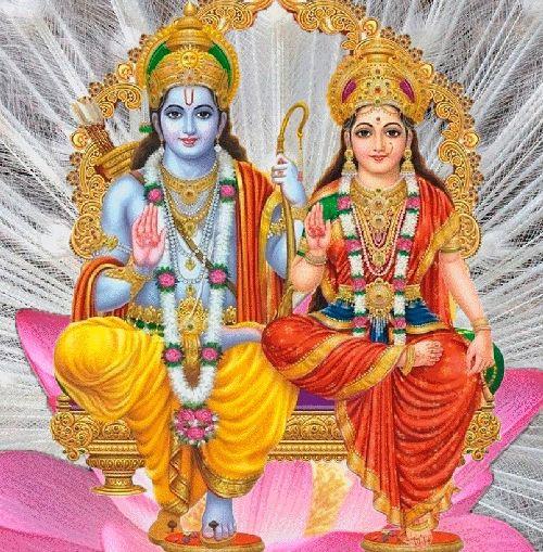 Shri Ram, Jay Ram, Jay Jay Ram Mantra – 108