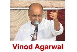 Vinod Agarwal Bhajans